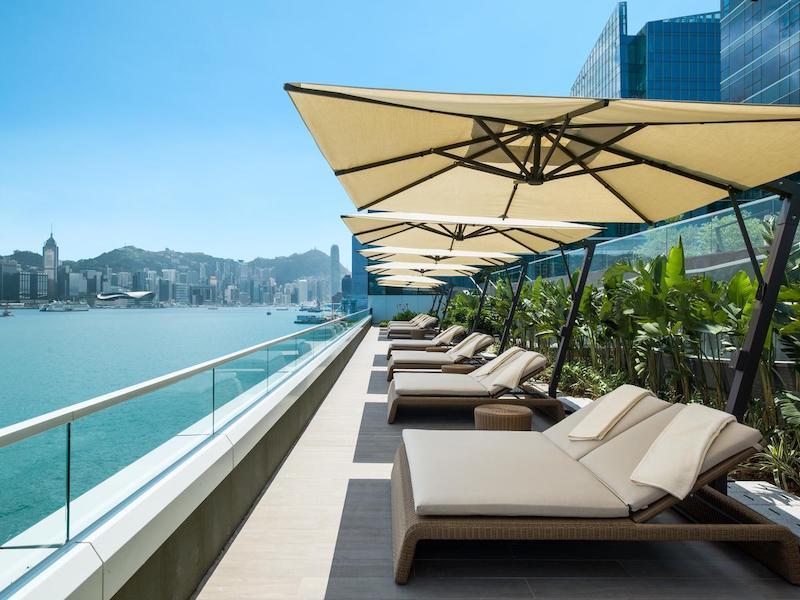 Kerry Hotel - Hong Kong'da Nerede Kalınır ?