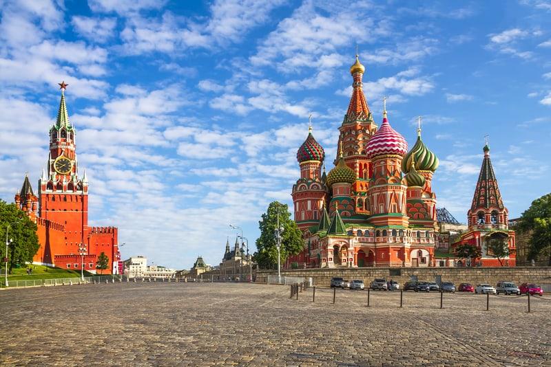 KIZIL MEYDAN Moskova