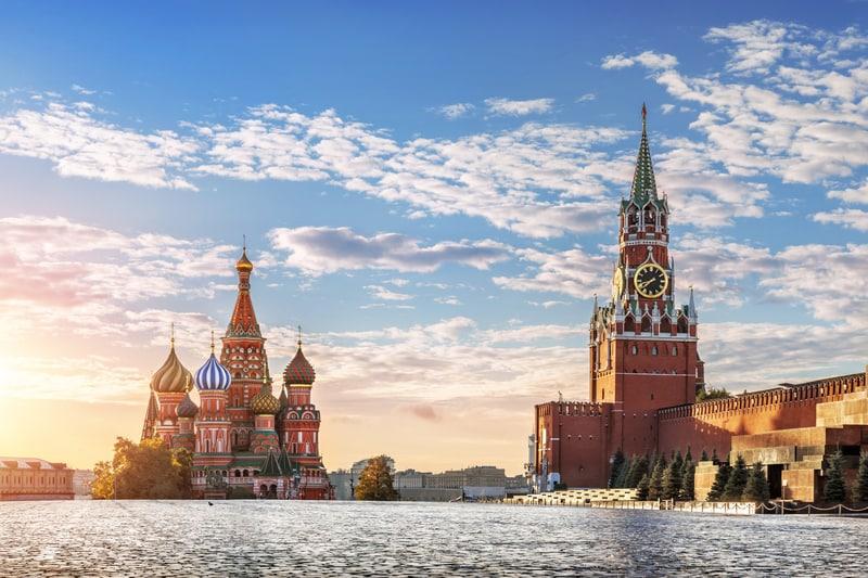 Moskova Kızıl Meydan