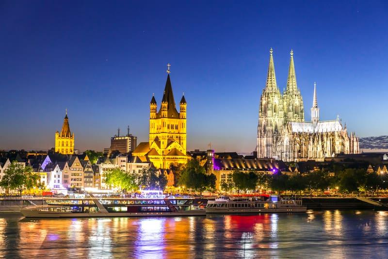 Köln Konaklama Rehberi.