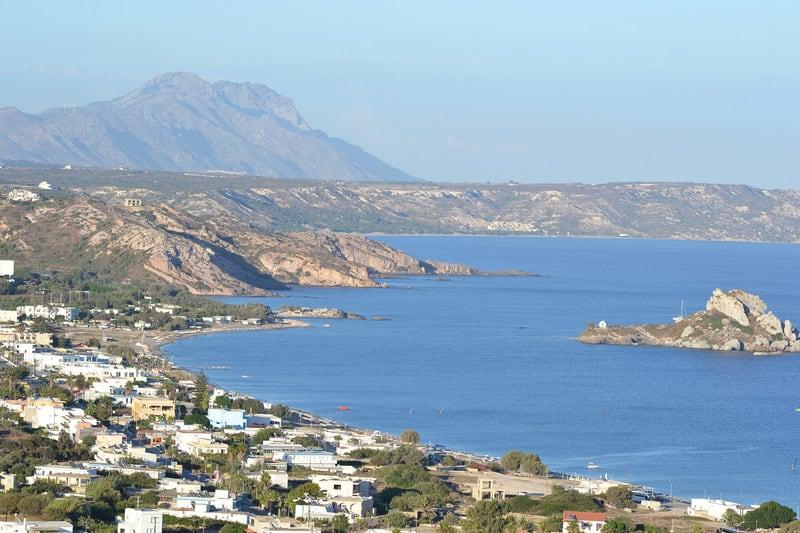 Kefalos - Kos Adası'nda Nerede Kalınır ?