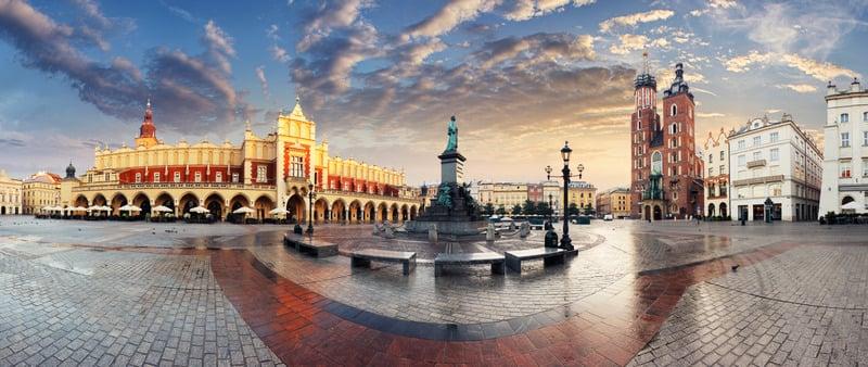 Krakow'da Kalınacak En Güzel Yer