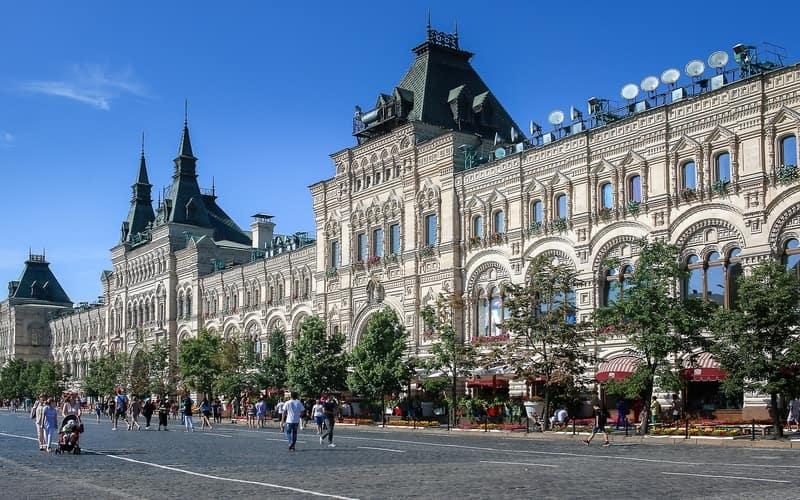 Moskova Kremlin Sarayı
