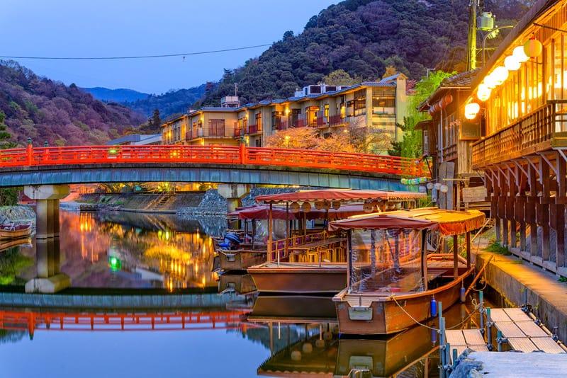 Kyoto'da Nerede Kalınır ? Otel Tavsiyeleri