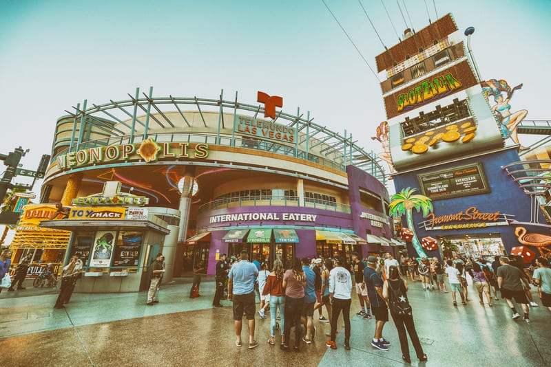 Las Vegas şehir Merkezi Bölgesi
