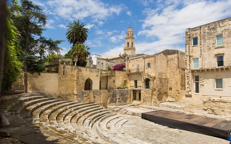 Lecce İtalya Gezilecek Yerler Listesi