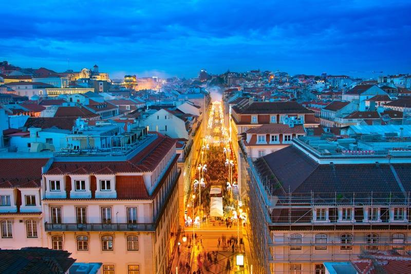 Lizbon'da Nerede Kalmalı ?