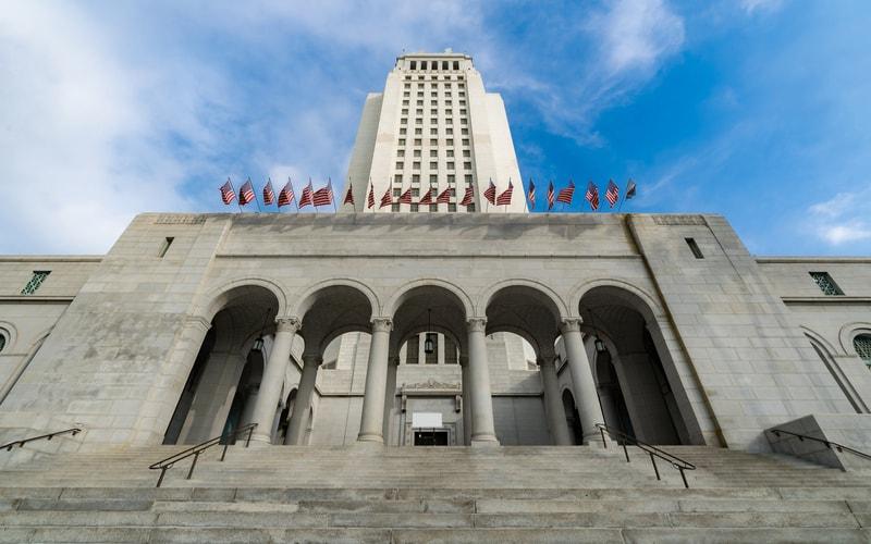 Los Angeles Belediye Binası