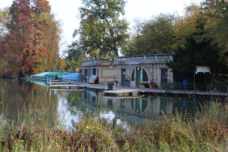 Tete d'or Parkı Lyon'da Kalacak yerler