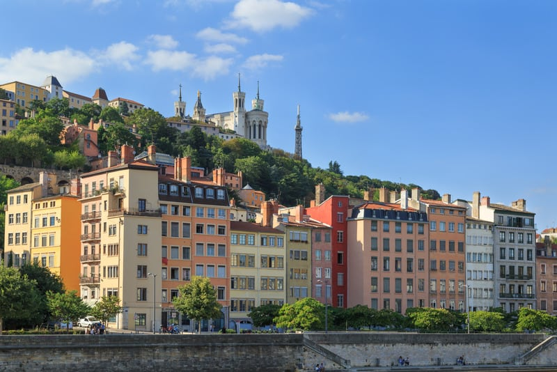 Vieux de Lyon