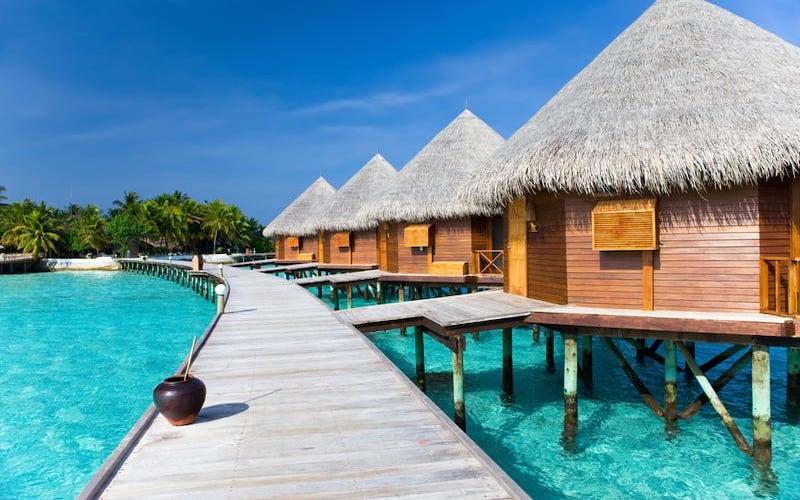 Maldivler'de Kalınacak En Güzel Yerler