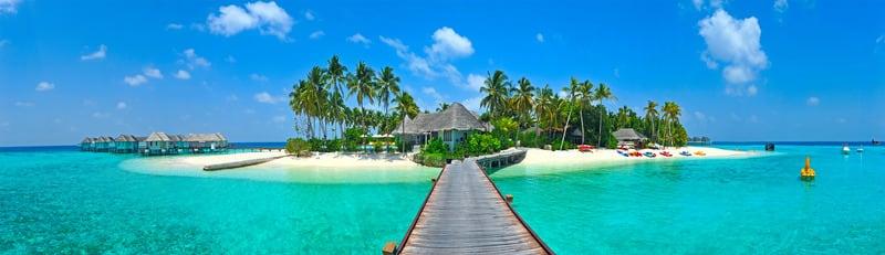 Maldivler'de Nerede Kalmalı ?