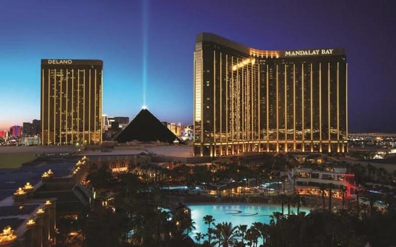 Mandalay Bay - Las Vegas Gezilecek Yerler