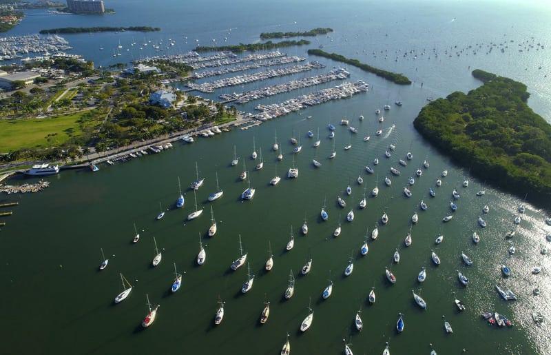 Coconut Grove Bölgesi Miami