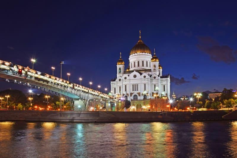Moskova'da Nerede Kalınır ?