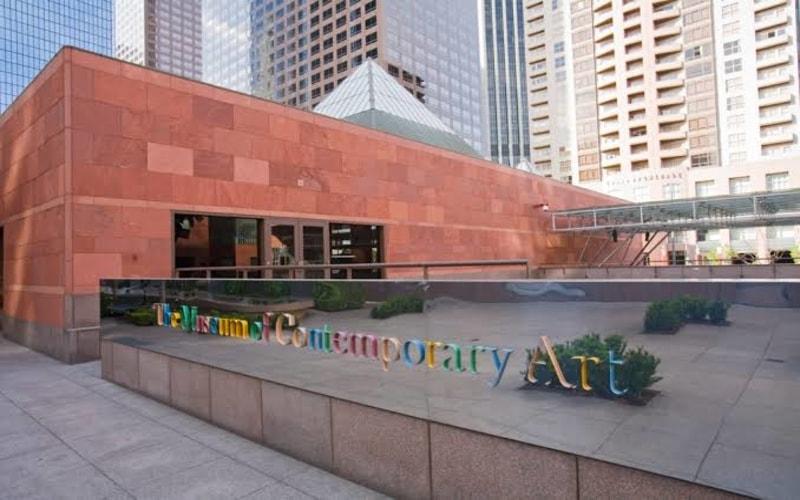 Museum Of Contemporary Art -MOCA Sanat Müzesi
