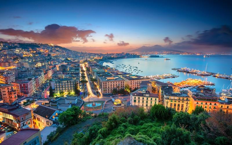 Napoli - İtalya Gezilecek Yerler Blog