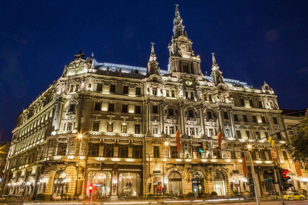 Budapeşte otelleri