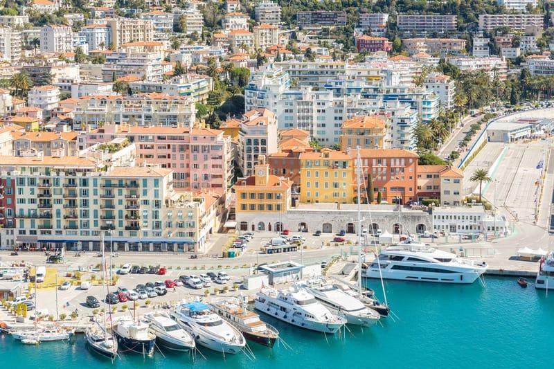 Nice Port Bölgesi - Nice'de Nerede Kalınır ?