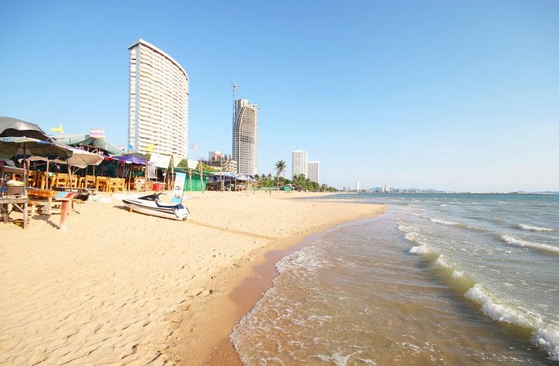 Jomtien Plajı Pattaya