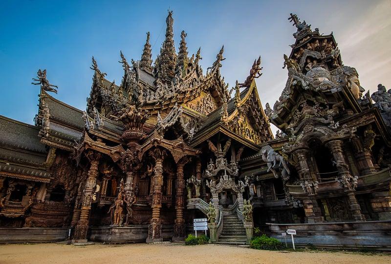 Pattaya'da Nerede Kalınır ?