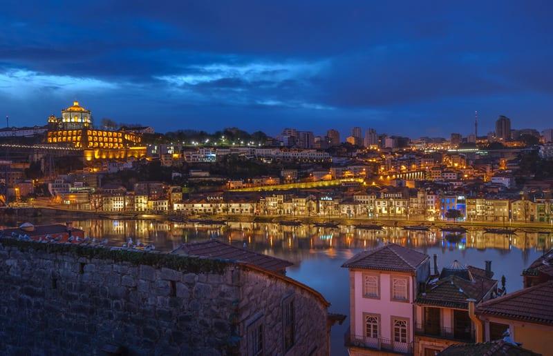 Vila Nova de Gaia Porto'da Nerede Kalınır