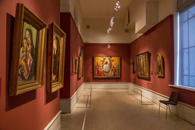 Puşkin Müzesi Moskova Müzeleri
