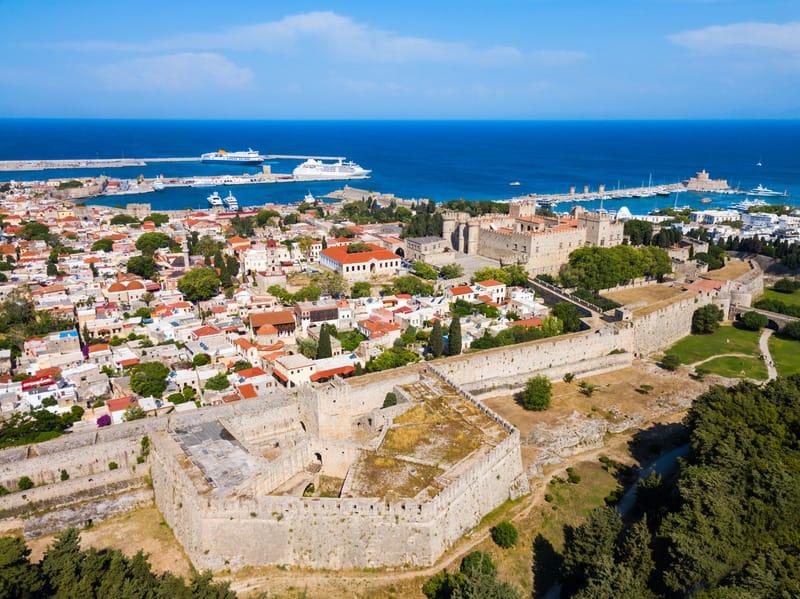 Rodos Eski Şehir Bölgesi