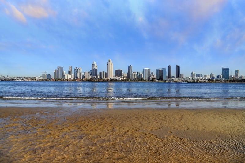 Coronado Adası - San Diego'da Nerede Kalınır