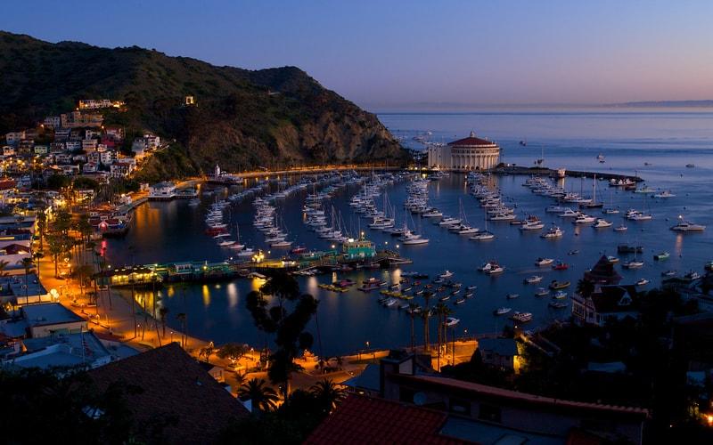 Santa Catalina Adası