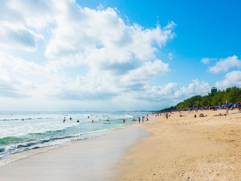 Seminyak Plajı Bali