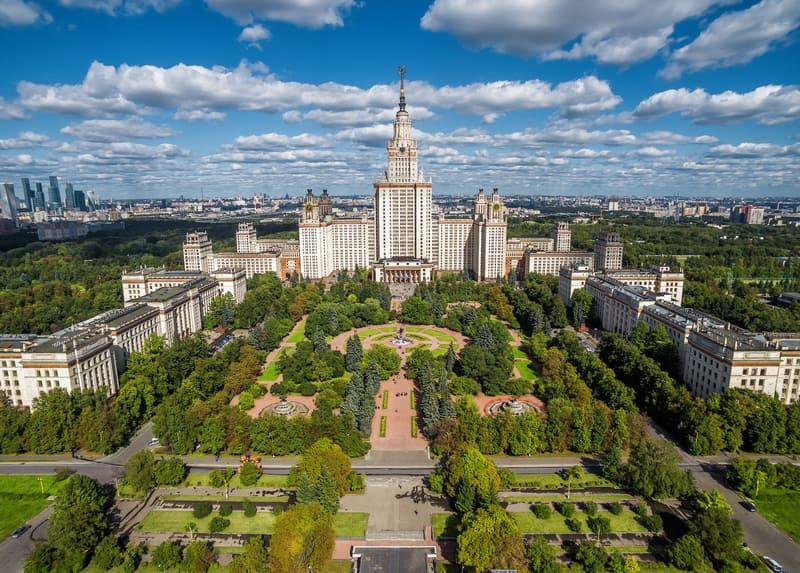 Serçe Tepeleri Moskova