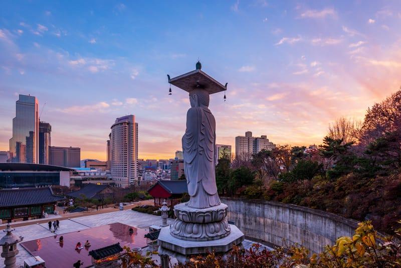 Gangnam Bölgesi - Seul