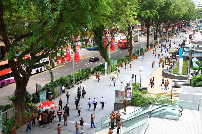 Singapur'da Nerede Kalınır ?