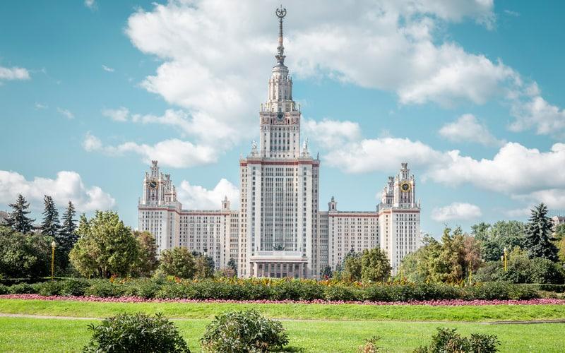 Stalin'in Gökdelenleri