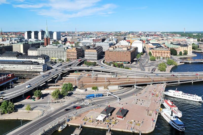 Norrmalm - Stockholm'de Nerede Kalınır ?