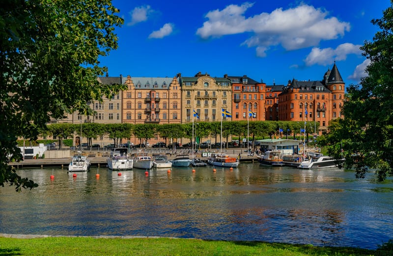 Stockholm'de Nerede Kalınır ?  - Östermalm