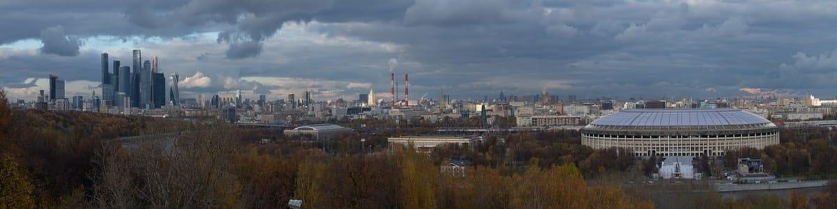 Serçe Tepeleri Moskova Gezilecek Yerler