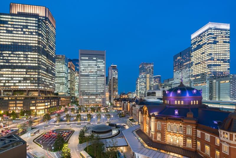 Tokyo Station Bölgesi