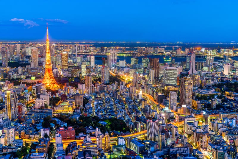 Roppongi Bölgesi Tokyo'da Nerede Kalınır ?