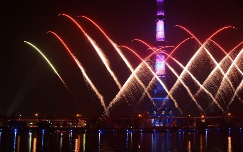Ostankino Tv Kulesi Moskova Gezilecek Yerler