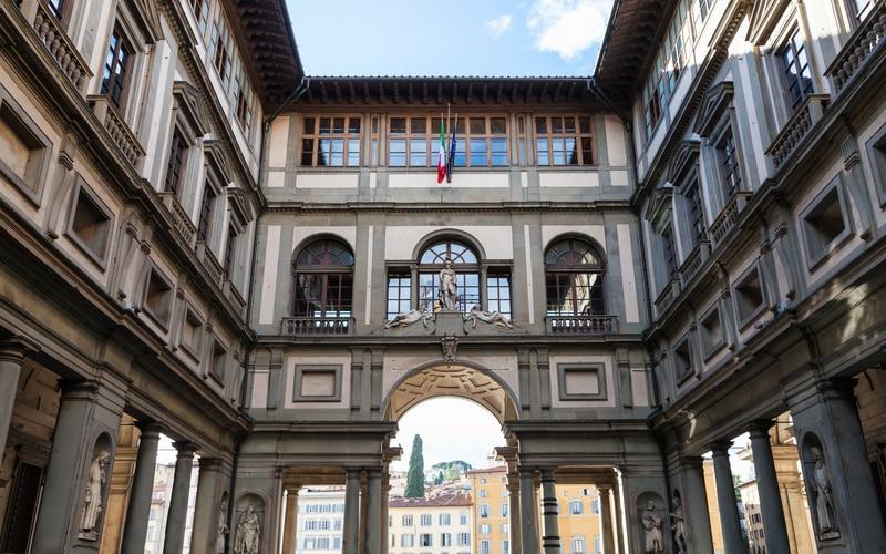 Uffizi Galerisi Floransa