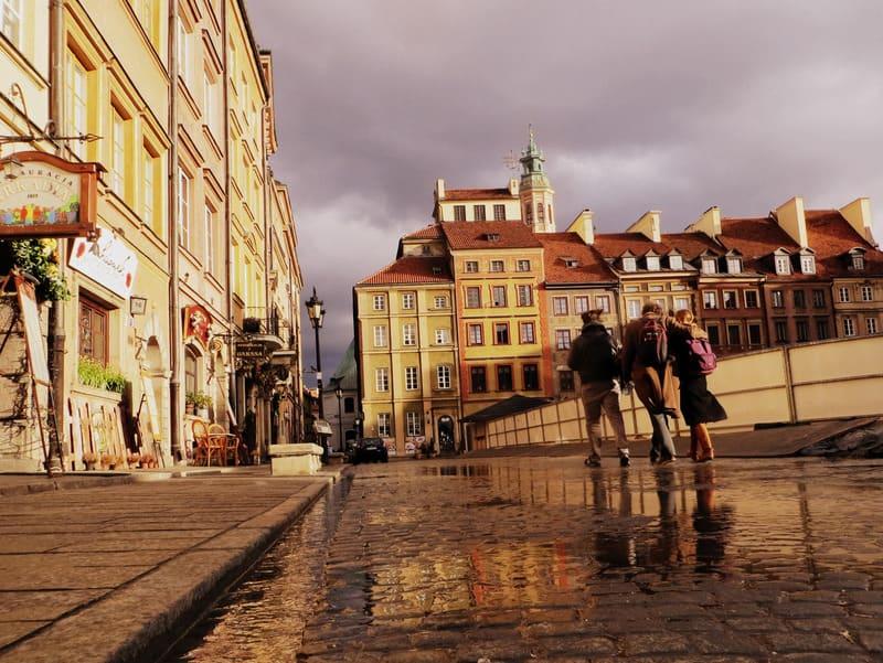 Stare Miesto Varşova