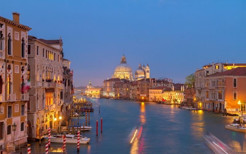 Venedik Büyük Kanal