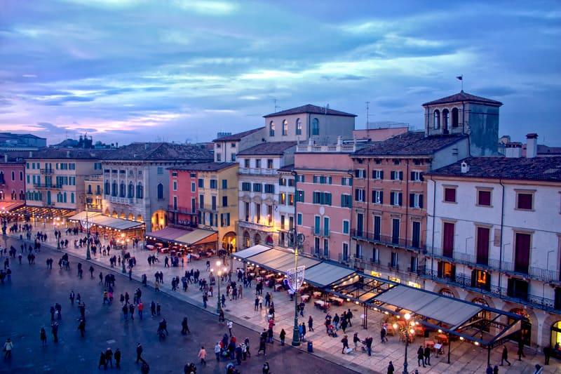 Verona Tarihi Merkezi