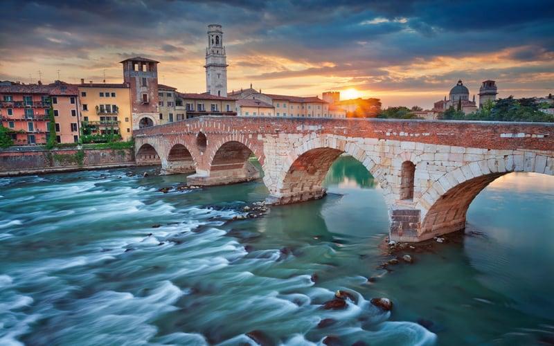 Verona'da Konaklama