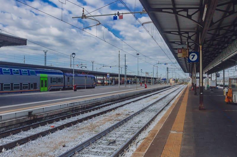 Porto Nuova Tren İstasyonıu Verona