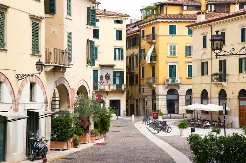 Verona Otelleri