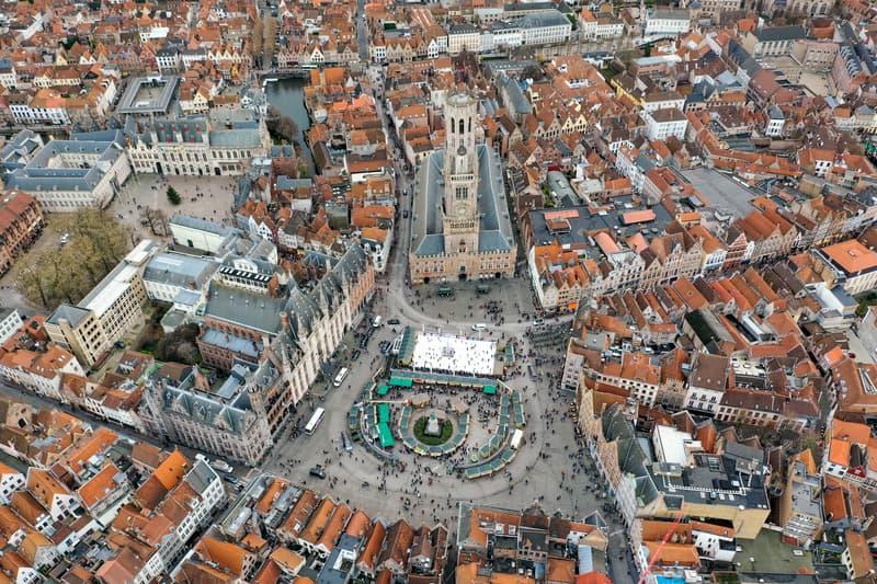 Brugge'de Nerede Kalınır ?