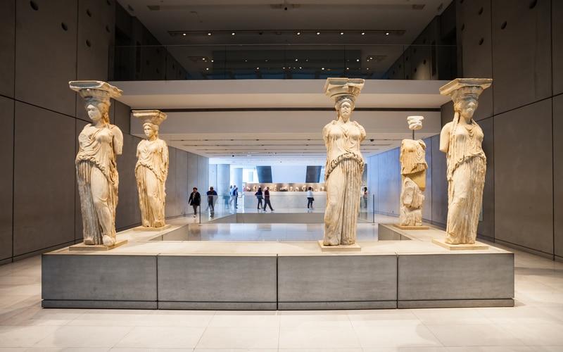 Atina Akropolis Müzesi